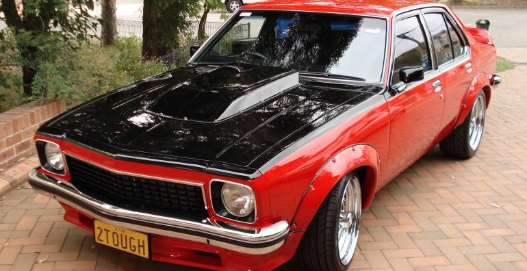Australian Muscle Cars Never Die - The Holden Torana Resurrected