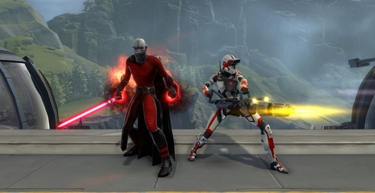 How the swtor game becomes the highly preferred one?