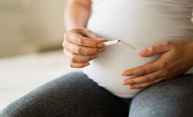 Exactly How To Quit When You're Pregnant