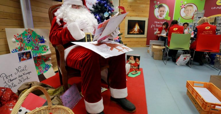 The Leaked Secret To Letters From Santa Found