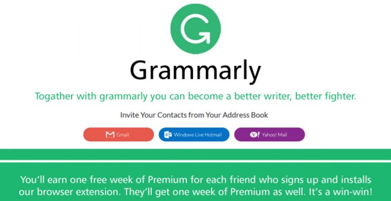 The Right Way To Make Your Grammarly Appear Like A Million Bucks